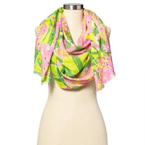 Fan Dance Scarf Lilly for Target